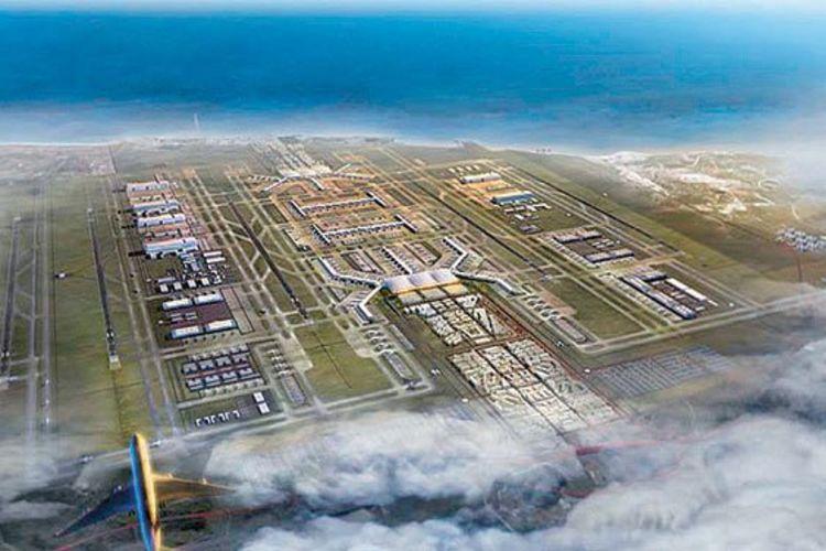 3. Havalimanı'nın açılış tarihi belli oldu!