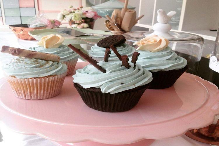 Cutie Cake'in Masalsı Dünyasına Rengarenk Cupcakelerle Hoş geldiniz!