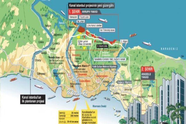 Kadir Topbaş: Kanal İstanbul bu sene ihale sürecine girebilir!
