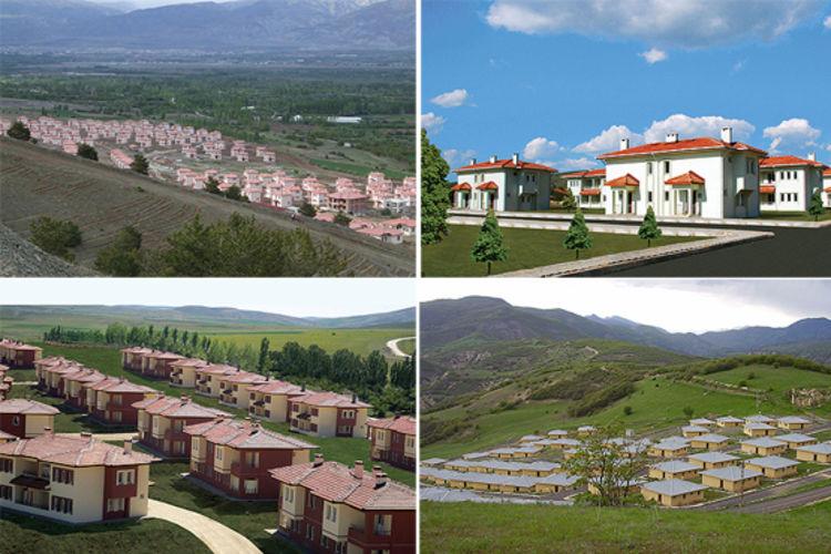 TOKİ'den Yenilikçi Bir Proje: Tarımköy Projesi'yle köylüye destek