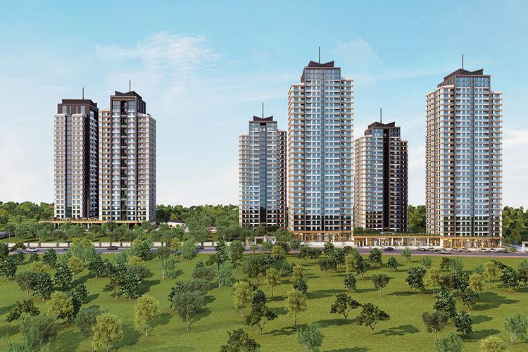Eval Park İstanbul'da fiyatlar 230 Bin TL'den Başlıyor!