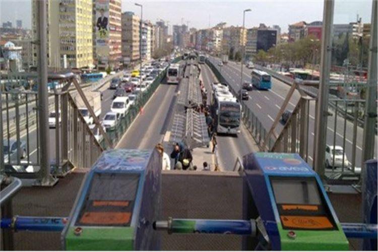 Ankara için Metrobüs çalışmalarına başlandı