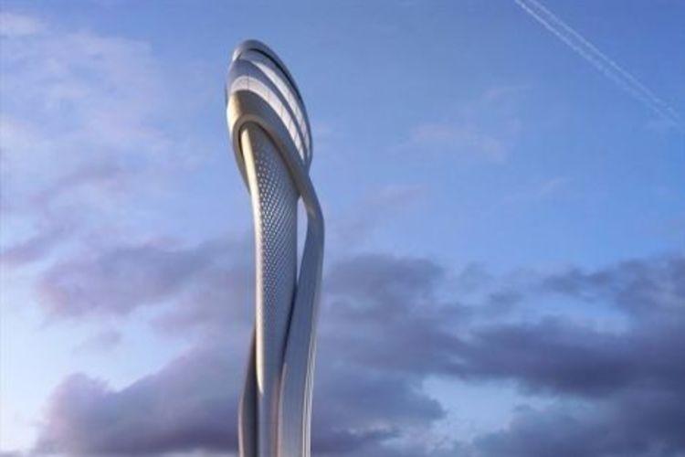 3. Havalimanı Kontrol Kulesi'nin temeli 26 Ekim'de atılıyor!