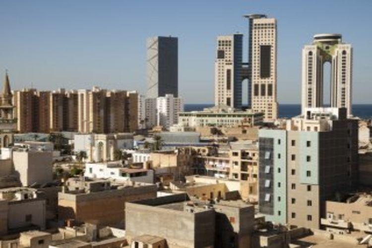 Türk Müteahhitlerden Libya'da 16 milyar dolarlık gelir!
