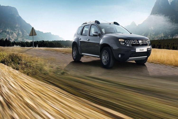 Yeni Otomatik vitesli Dacia Duster ülkemize geldi ve satışa çıktı