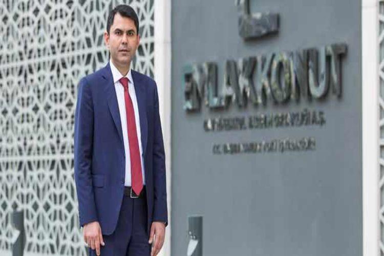 Murat Kurum:Emlak Konut hedefi tutturdu