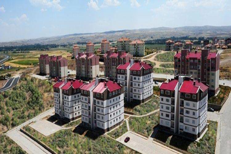 TOKİ'den Sivas Divriği'ye 610 Konutluk Proje