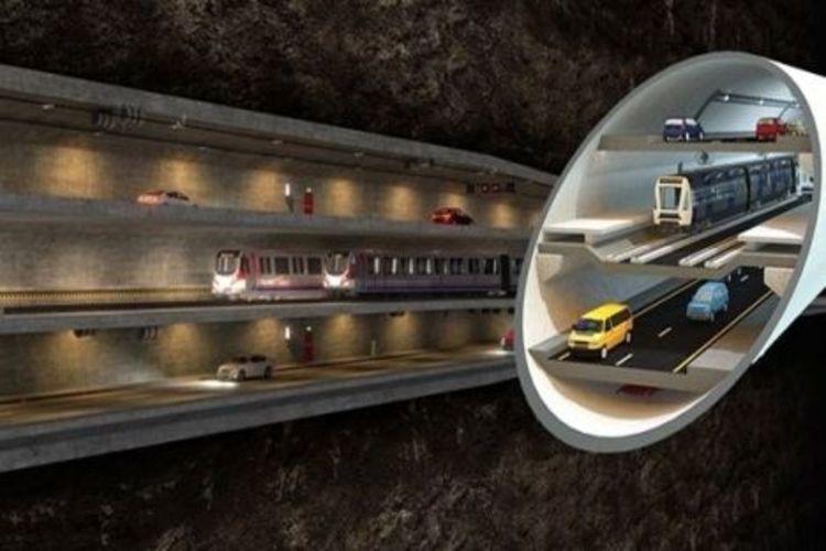 3 Katlı Büyük İstanbul Tüneli ihalesi yarın yapılacak!