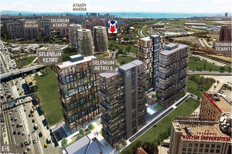 Aşçıoğlu'nun Ataköy'de hayata geçirdiği Selenium Retro 9'da teslimler başladı