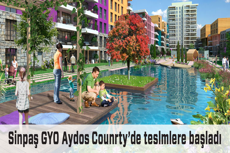 Sinpaş GYO, Aydos Country'de kaçırılmayacak fırsatları sunuyor