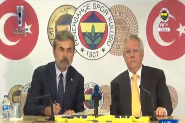 Aykut Kocaman: Benim için zirve Fenerbahçe'dir