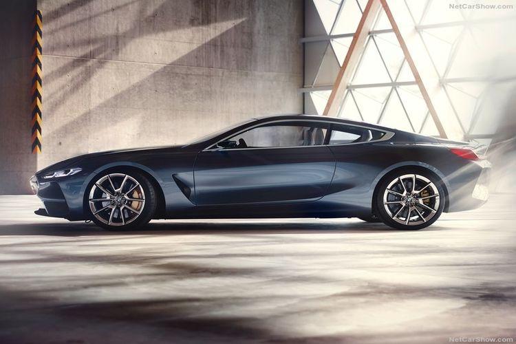BMW 8 Serisi konsepti ne zaman yollarda olacak?