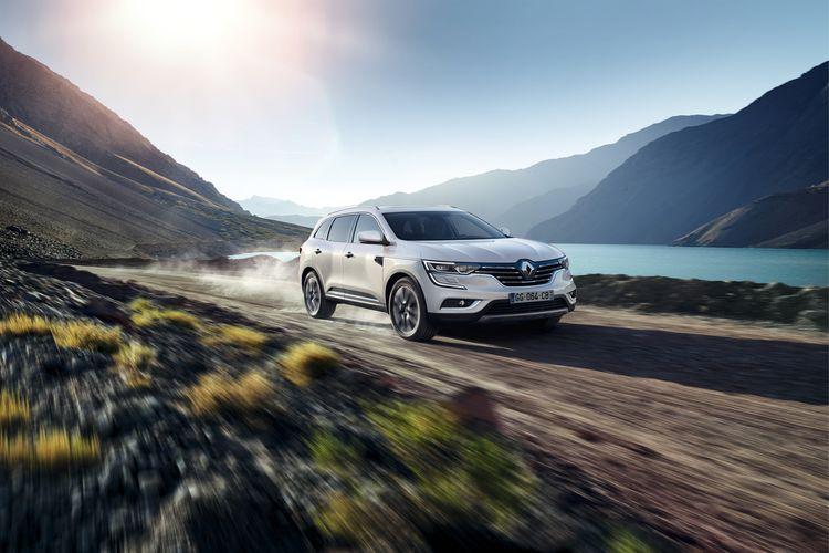 Renault Koleos yarın satışa çıkıyor!