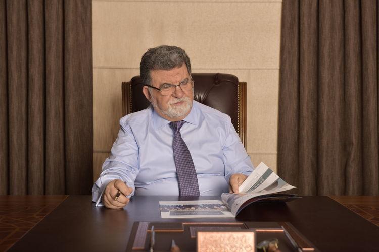 İş adamı A. Emin Üstün hayatını kaybetti