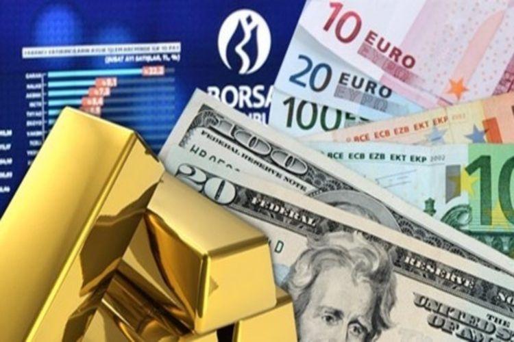 Dolar düştü, altın yükseldi, borsa rekora gitti