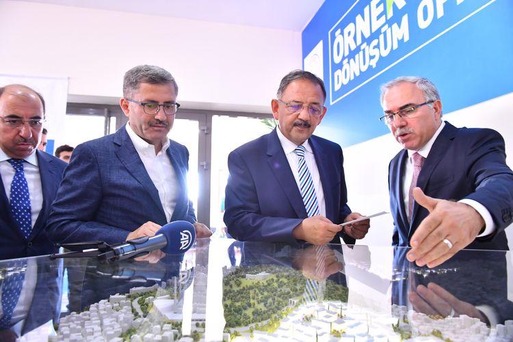 Türkiye'ye örnek olacak dönüşüm Üsküdar'da başlıyor