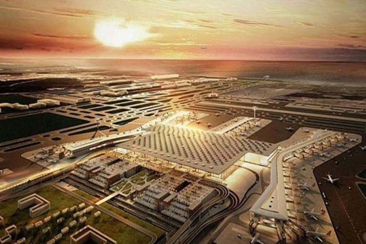 3. Havalimanın'da ilk sefer yoğunluğu