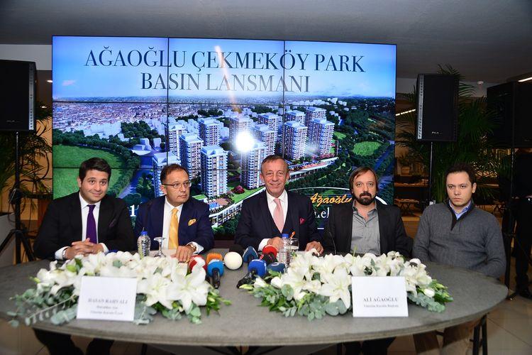 Ağaoğlu Çekmeköy Park yüzde 25 indirimle satışa başladı