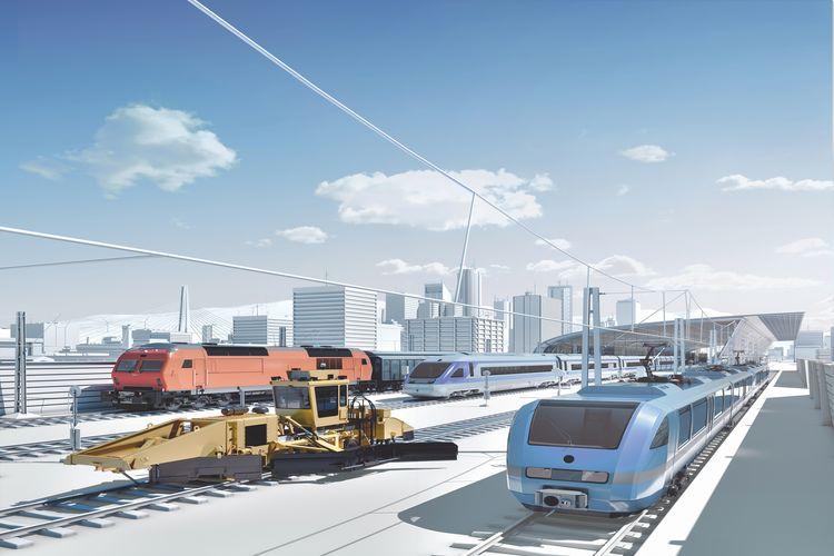 Bosch Rexroth'tan 'yüksek performanslı  kompakt tasarımlı' demiryolu çözümleri