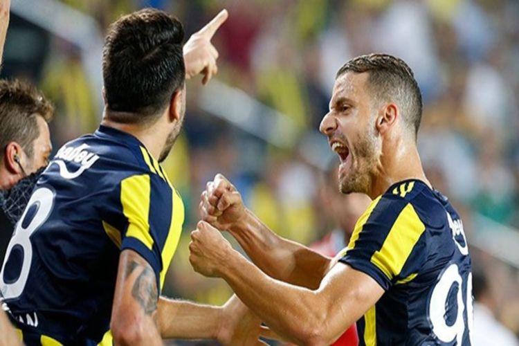 Fenerbahçe istatistiklerde dibe vurdu