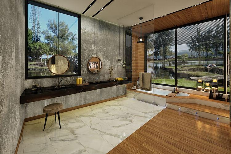 Gönya proje tasarımdan yeni nesil mutfak ve banyo trendleri