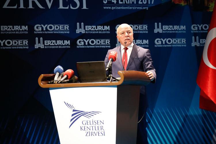 Gyoder Erzurum zirvesi değerlendirmesi açıklandı
