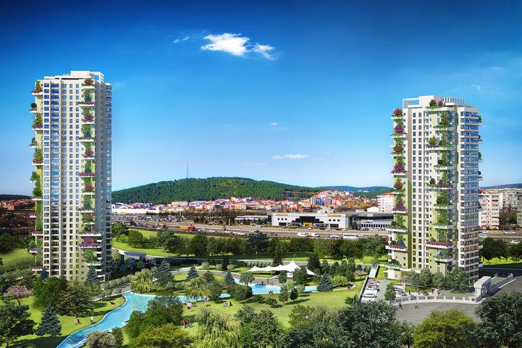 Sinpaş 'Gökorman' ile kent hayatını yeşille buluşturuyor