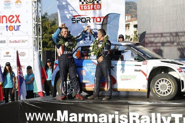 Marmaris Rallisi'nin kazananı kim oldu?