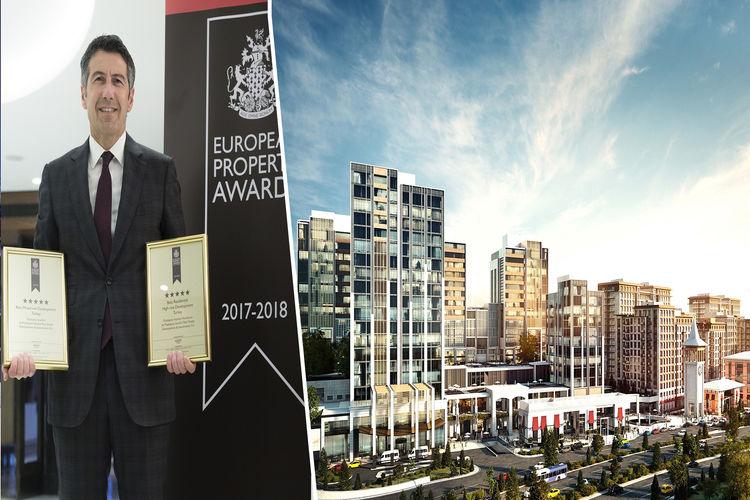 Piyalepaşa İstanbul Türkiye'nin en iyi projesi seçildi