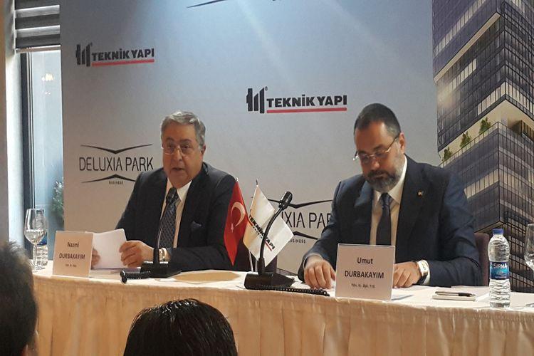 Nazmi Durkbayım: Deprem sonrası teşekkür mesajları geldi