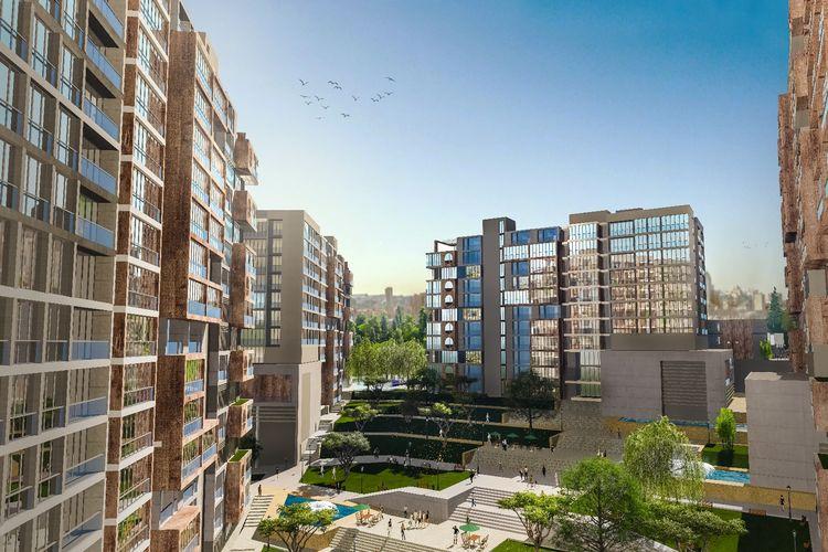 Ahes Misal İstanbul'da aylık 3 bin TL ile ev sahibi olun
