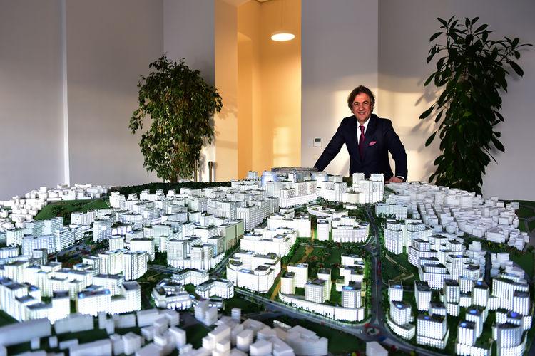 Beyoğlu Belediyesi 25 proje ile MİPİM'e çıkarma yaptı
