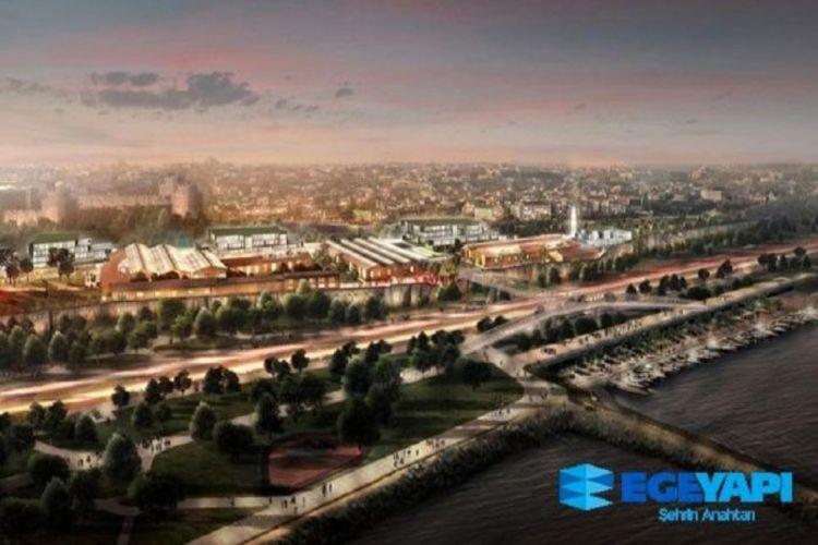 Ege Yapı Cer İstanbul projesinde ön talep toplanıyor