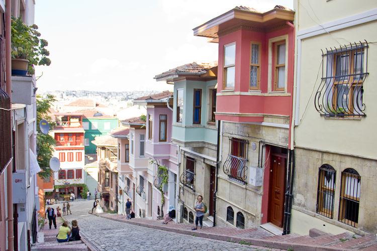 Tarihi Balat evlerine ilgi artışı, konut fiyatlarını yükseltti