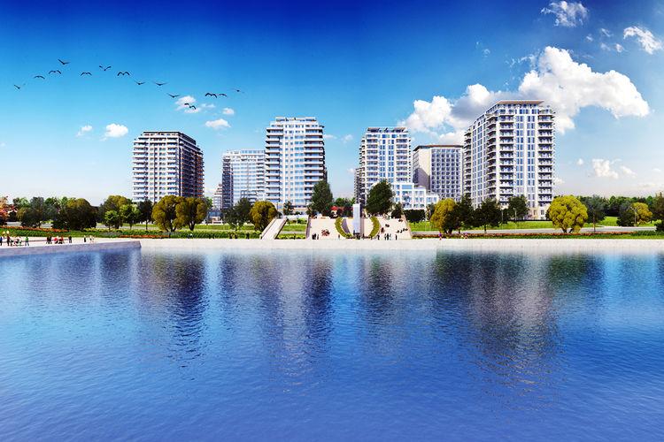 Emlak Konut Projeleri'nde en iyi şantiye, Büyükyalı İstanbul oldu