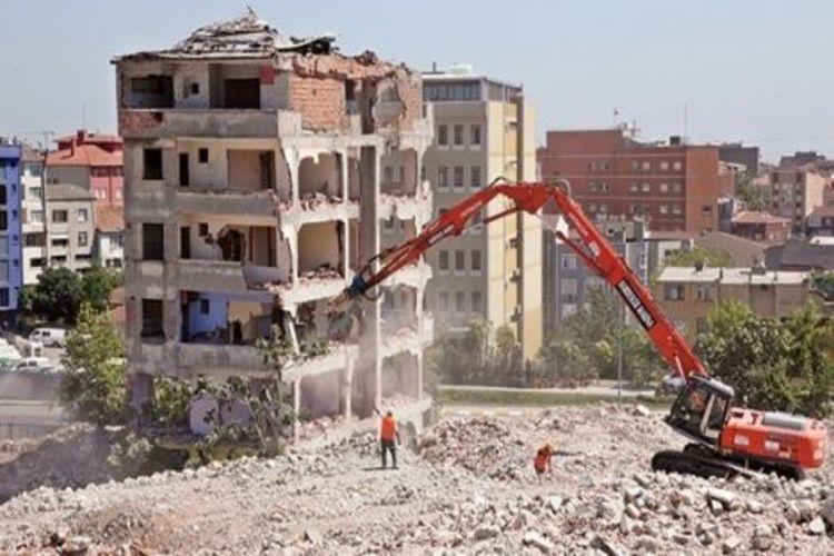 İstanbul Belediyesi'nden kentsel dönüşüm için dev bütçe