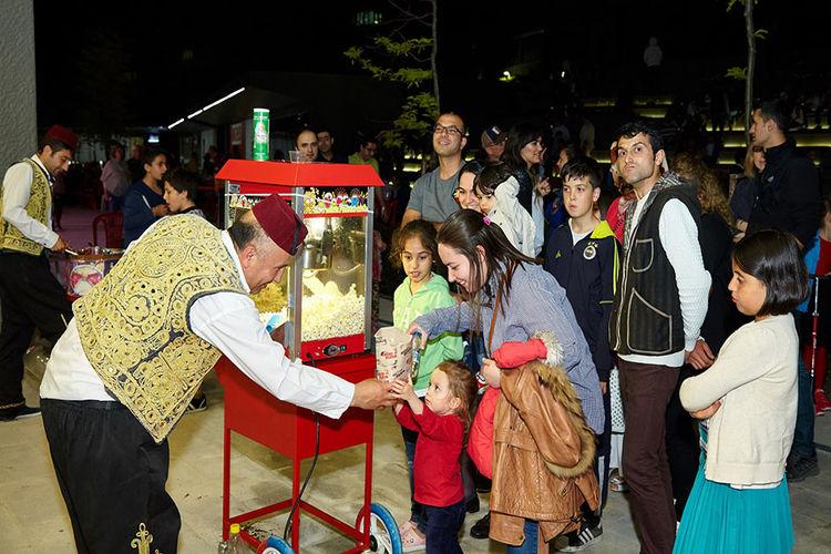İncek Loft Ramazan Geceleri nefes kesen programıyla Ankaralıları ağırlıyor
