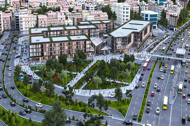 TORKAM E5'te 395 bin TL'den satışlara bugün başlandı
