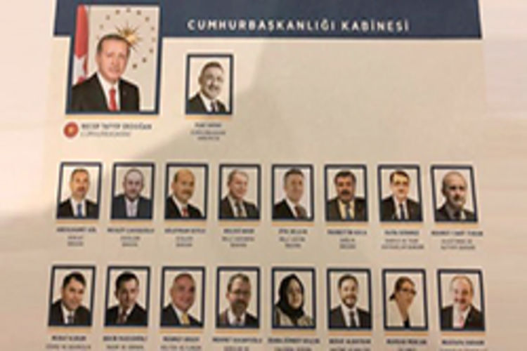 Murat Kurum Çevre ve Şehircilik Bakanlığı görevine getirildi