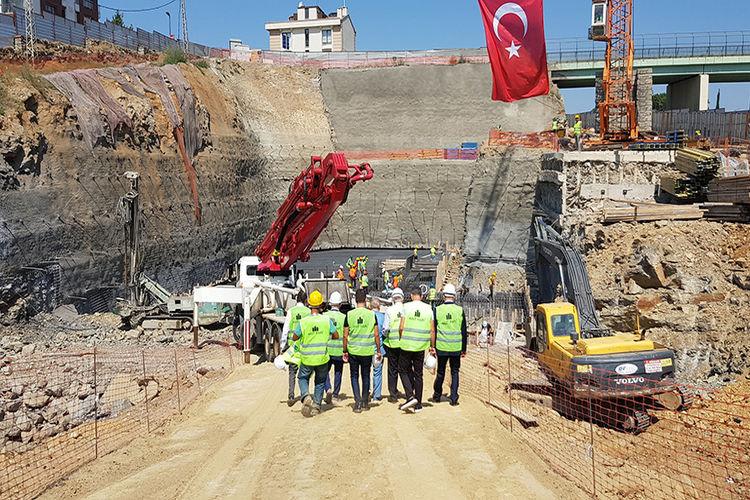 Türkiye'de ilk sağlık rezidansı Antwell'in temeli atıldı