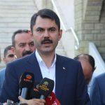 Bakan Murat Kurum'dan bayram mesajı