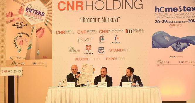 CNR Holding ABD, Afrika ve Balkanlar'a açılıyor