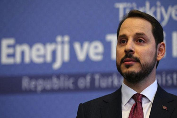 İnşaat sektörü Berat Albayrakla görüştü