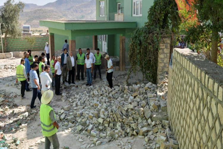 Mardin Yeşilli'de 'Kentsel dönüşüm'e başlanıyor