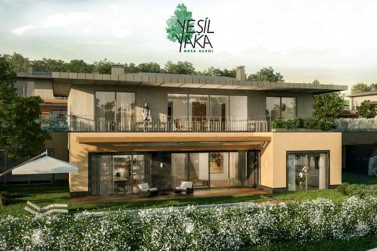 Mesa&Nurol Yeşilyaka Su projesini tanıtacak