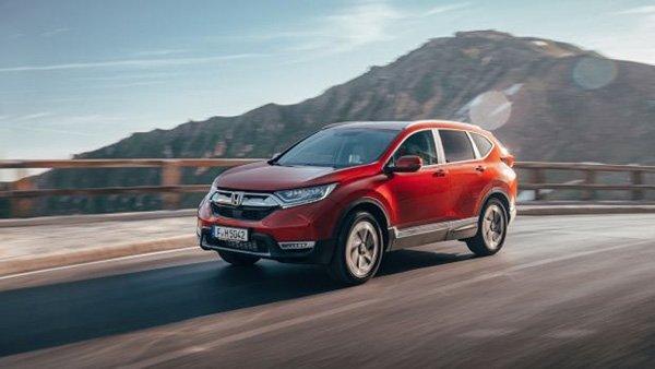 Yeni yüzüyle Honda CR-V