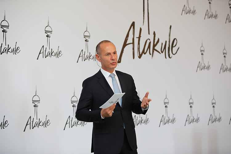 Ankara'nın sembolü Atakule 300 milyon TL yatırmla geri dönüyor