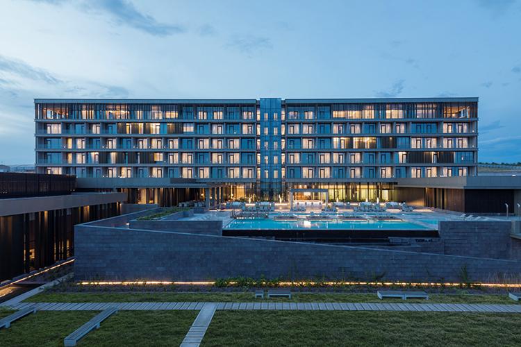 Avcı Architects Tasarımı Kintele Kongre Oteli, World Architecture Festival'da Yarışacak…