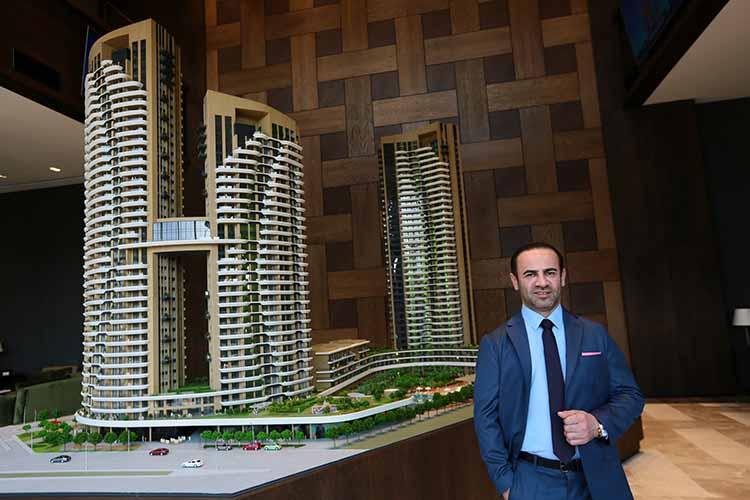 Folkart, İzmir'de yeni projesi Folkart Vega'yı satışa sundu