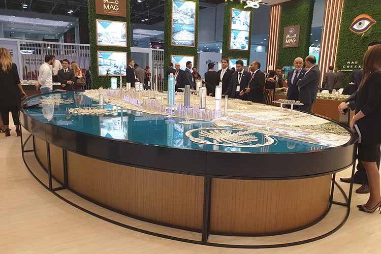 The Bo Viera, Cityscape Global Fuarında büyük ilgi gördü